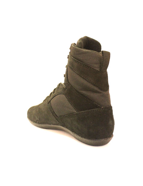 Chaussures de boxe française Savate Rivat montante
