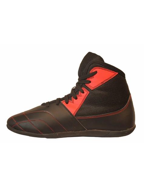 Chaussure de boxe française savate pour débutant en initiation